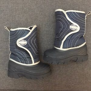 Stride rite snow boots toddler 6m thermolite